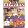 El Gráfico 3984 F- Carlos Bianchi/ Juan Sebastian Veron-boca