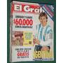 Revista Grafico 3952 Batistuta San Lorenzo Guia Copa Uruguay