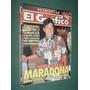 Revista Grafico 3874 Maradona Ruggieri Brindisi Campeones