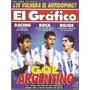 El Gráfico 3986 B-argentina Arrasa En El Preoplimpico Futbol