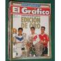 Revista Grafico 3926 Argentina Yugoslavia Chile Assad Bossio