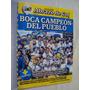 Revista Abrazo De Gol, Especial Cronica -boca Campeon 2015