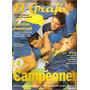 El Gráfico 4237 - Boca Campeon- Basualdo- Barros Schelotto