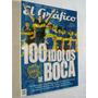 El Grafico Libro De Coleccion Nº 26 - Los 100 Idolos De Boca