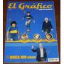 Boca 100 Años El Grafico Libro De Coleccion