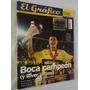 El Grafico Extra Nº 290 - Boca Campeon Apertura 2008