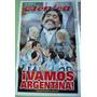 Poster Doble Maradona Argentina Sudafrica 2010 Cronica