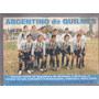Lote: Posters - Notas - Argentino Quilmes - Clippings -