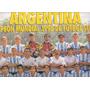 2 Poster El Grafico-seleccion Argentina Juvenil Sub 20