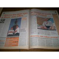 Diario Ole 12/9/1997- Gabriel Milito - Grabinski / Vilas