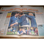 Diario Ole 16/11/1997- Italia 1 Rusia 0/ Luis Islas - Capria
