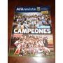 Revista Afa Nº 47 Racing Campeon 2014 River Sudamericana