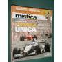 Revista Mistica Ole 11/3/00 Poster Adriana Jeschke Formula 1