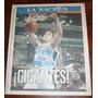 Diario La Nacion Mundial Basquet 2002 Argentina Dream Team