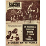 Revista Racing N° 1683 Scotta Poster Ropero Diaz Futbol 1976