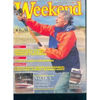 Weekend Camping Pesca Caza Armas Turismo N° 279 Dici 1995