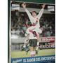 Enzo Francescoli Crespo Poster Original Futbol River Plate .