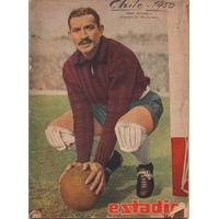 Revista Estadio Nº 379 - Chile 19/08/1950