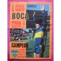 Revista Cabalgata Deportiva Boca Campeon Maradona Poster