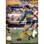 Revista ** Estadio ** Boca Vs River - Año 1982