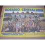 Lote De 5 Poster Rosario Central