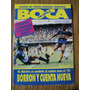 Boca Un Sentimiento Año 1991 N 87 Posters Navarro Montoya