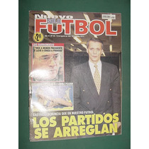 Revista Nuevo Solo Futbol 736 River Central Moron Sin Poster