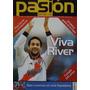 Revista Pasion Deportiva Nº 40 - Yepes River Plate 2001