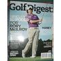 Revista Golf Digest 200 Swing Haney Rory Mcilroy Britishopen