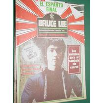 Revista Bruce Lee Artes Marciales Kung Fu Karate Set/oct 84