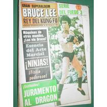 Revista Bruce Lee Artes Marciales Kung Fu Karate Nro. 113