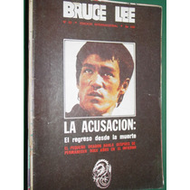 Revista Bruce Lee Artes Marciales Kung Fu Karate Nro. 82