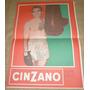 Antiguo Poster De Revista K.o. Mundial Pascual Perez Boxeo