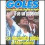 Argentina 0-5 Con Colombia / Goles Tapa Maradona