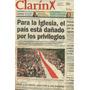 Diario Clarin Fiesta 100 Años De River Plate 2001
