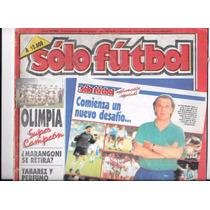 Revista Solo Futbol 14 De Enero De 1991 Alfio Coco Basile