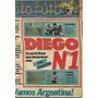 Revista Solo Futbol Maradona Gol A Los Ingleses 1986 Mundial