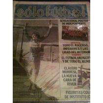 Revista Solo Futbol 22 De Julio De 1985 Alfredo Graciani