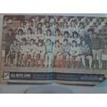 Club Atletico All Boys 1986 Poster Solo Futbol