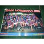 San Lorenzo De Almagro Copa De Oro 1994 Poster Color Solo Fu