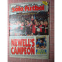 Revista Solo Futbol 368 6/7/92 Newell´s Campeón Poster: Rive