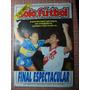 Solo Futbol 391 14/12/92 Boca Vs River Poster: Arsenal