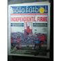 Revista Solo Futbol 198 17/4/89 Poster: Estudiantes De Caser