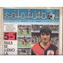 Revista Solo Futbol 26 De Octubre De 1987 Alfaro Newell