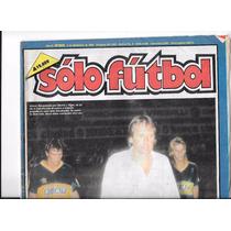 Revista Solo Futbol 3 De Diciembre De 1990 Boca Juniors