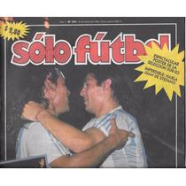 Revista Solo Futbol 20 De Enero De 1992 Con Poster Argentina