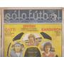 Revista Solo Futbol 20 De Abril De 1987 Gatti Ruggeri Pavon
