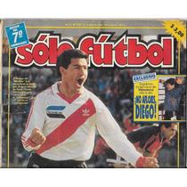 Revista Solo Futbol 27 De Julio De 1992 River Plate