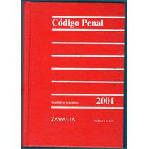 Codigo Penal Republica Argentina 2001 Con Cd