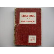 Código Penal De La República Argentina - De Zavalía Editor